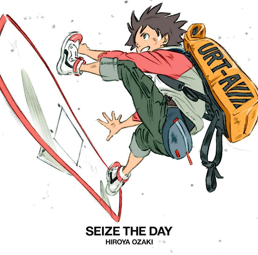 尾崎裕哉の主題歌「Glory days」と、挿入曲Hardfloor「Acperience 7」とHIROSHI WATANABE「Get it by your hands HI-EVO MIX」がiTunesで先行配信開始!