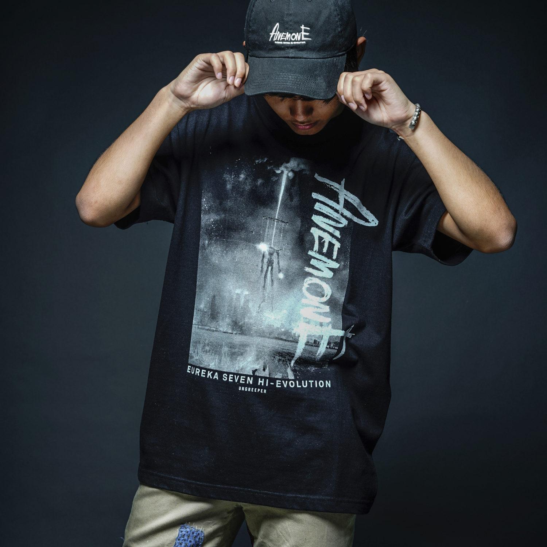 UNGREEPERコラボレーションTシャツ
