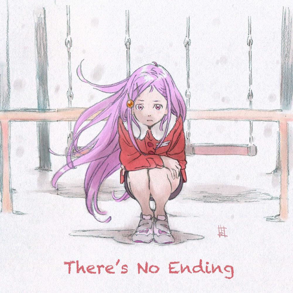 主題歌「There's No Ending」のリリースが決定!ジャケットイラストも公開!