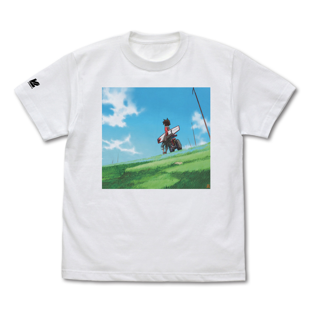 VIDESTA 交響詩篇エウレカセブン BD-BOX1 Tシャツ(M/L/XL)